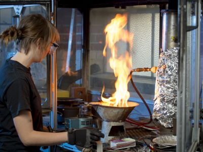 student-lab-flame
