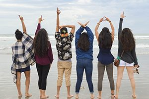 Blog Feature: Fraternity and Sorority Life