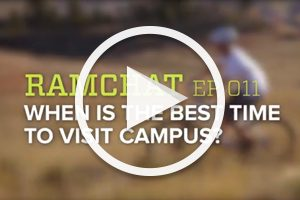 RamChat: When is the best time to visit CSU?