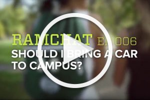 RamChat: Should I bring a car to campus?