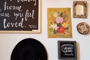 Blog Feature: Decorating on a Dime