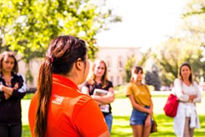 How to make the most of your campus visit