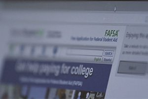 4 financial aid steps you can take now