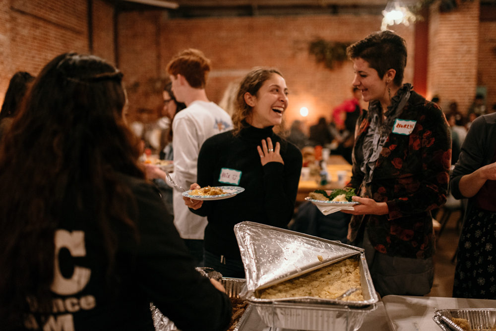 CSU Hillel is involved with many interfaith events, like the annual Interfaith Thanksgiving.