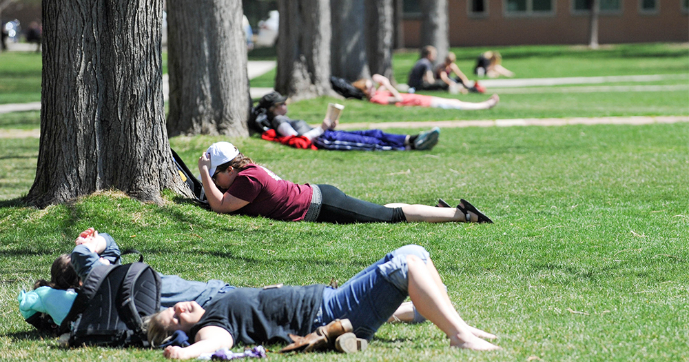 Blog Header: Cozy Up on Campus - 3 of the Top Spots to Nap