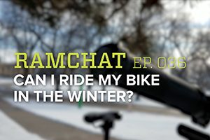 Ramchat: Can I bike in the winter?